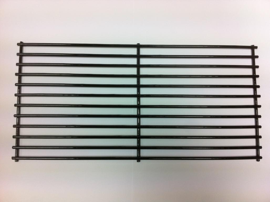 emailliertes 1 3 grillrost ca 43 x 21 cm f r barbecook gasgrill kaduva inox grillzubeh r. Black Bedroom Furniture Sets. Home Design Ideas