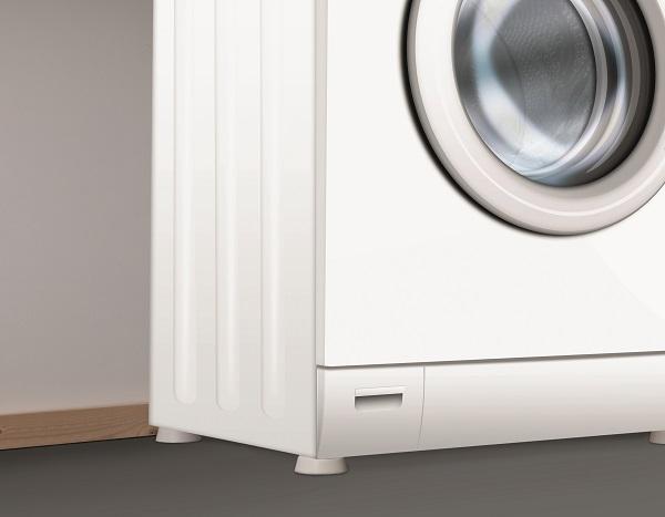 w schepflege zubeh r vibrationsd mpfer f r waschmaschinen. Black Bedroom Furniture Sets. Home Design Ideas