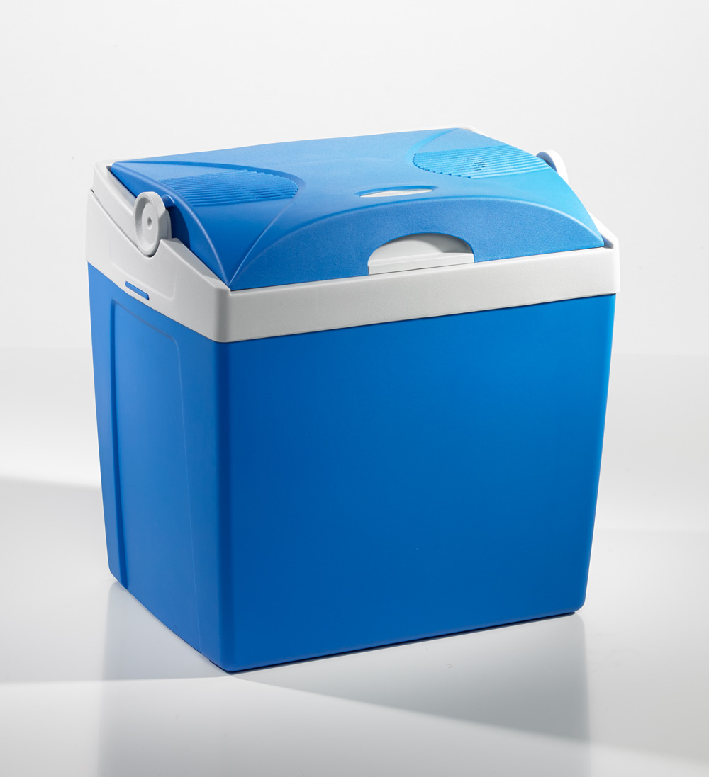 waeco k hlbox mobicool u26 dc 12 v 26 l volumen thermoelektrische k hlbox campingbedarf. Black Bedroom Furniture Sets. Home Design Ideas