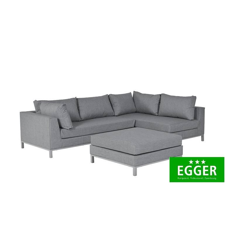 Garden Impressions Lounge-Set Prego arctic grey/hellgrau 03402YD ...