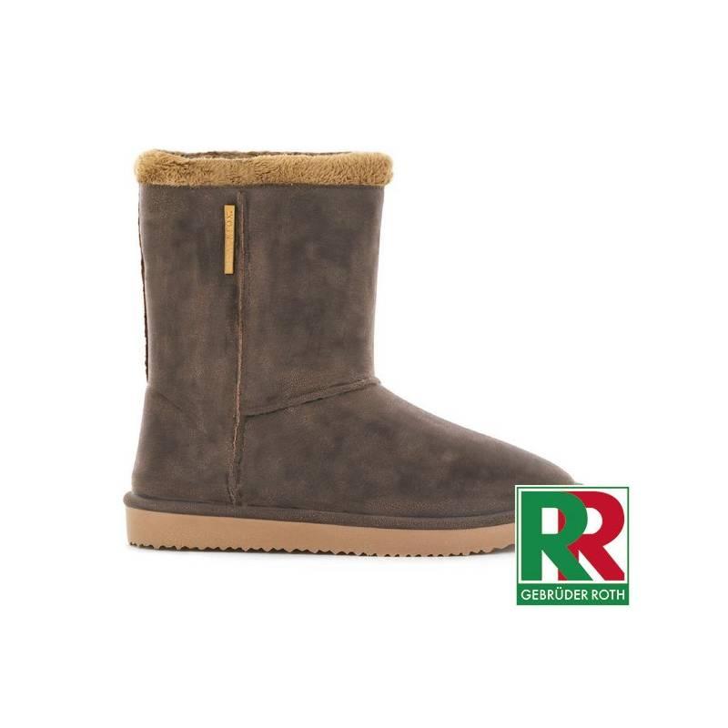 Genießen Sie kostenlosen Versand beste Sammlung ziemlich billig Blackfox Damen-Halbstiefel CHEYENNE, maron-beige » Schuhe ...